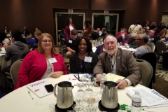 Gloria-Litton-Angela-Almond-and-Dan-Rode-at-AHIMA-Hill-Day-